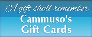 Gift Card's Available